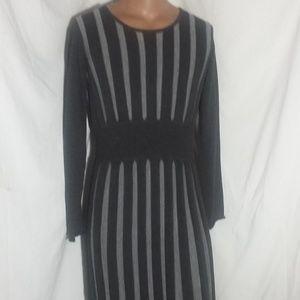GORGEOUS Calvin Klein Sweater Dress XL